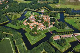 Small fortified city Bourtange