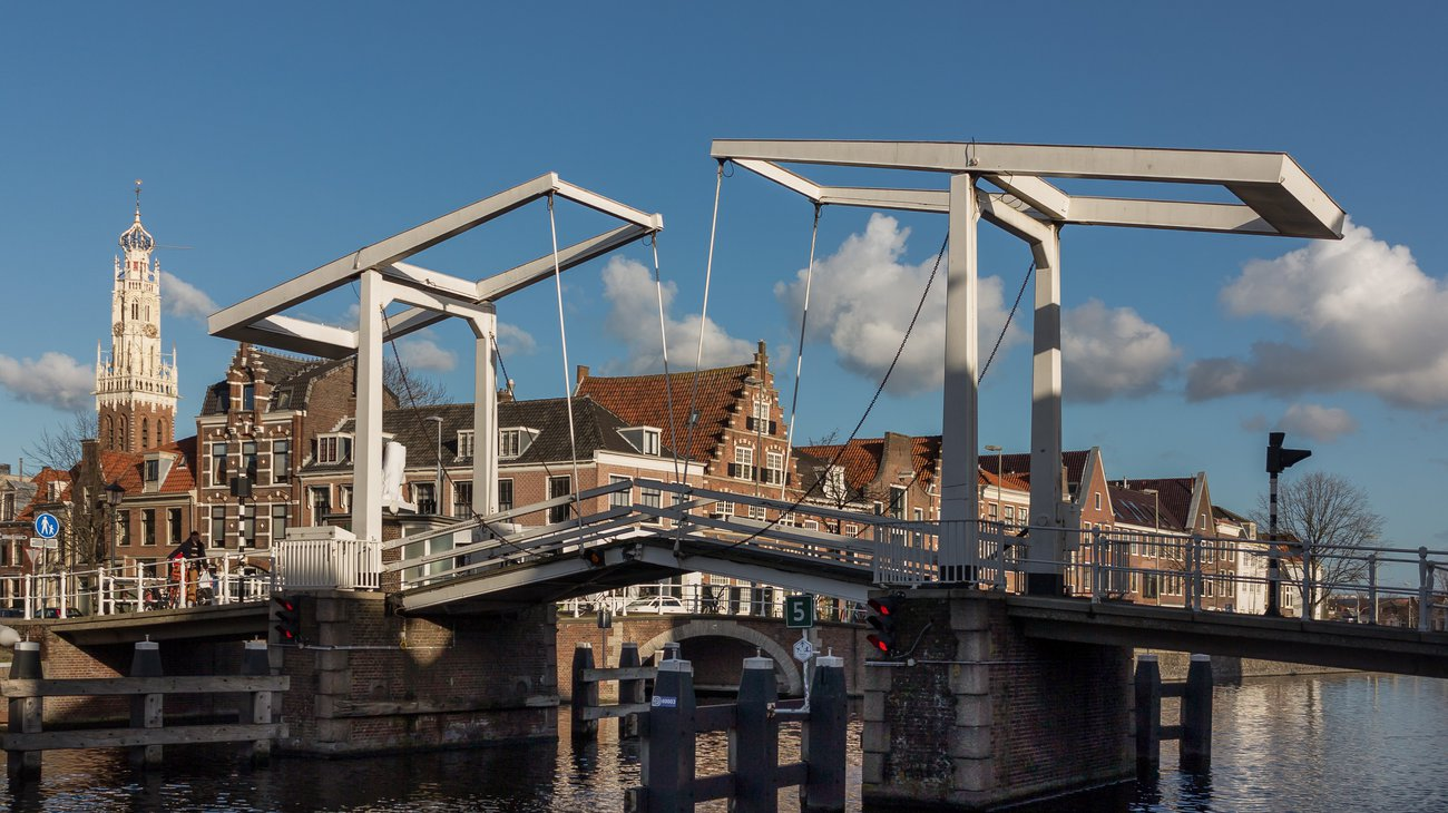 Drawbridge Haarlem