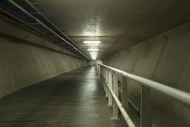 Inside the Storm Surge Barrier 1