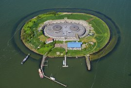 Fort Island Pampus Amsterdam