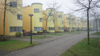 Round houses Almere