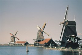 Mills of the north Zaandam